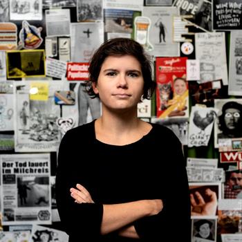 Portrait Ingrid Brodnig