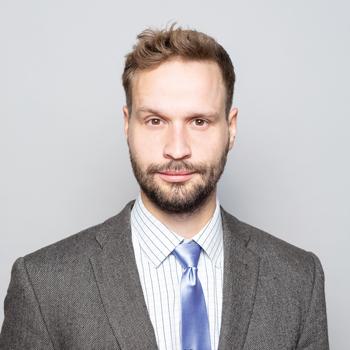 Portrait Paul Mayer